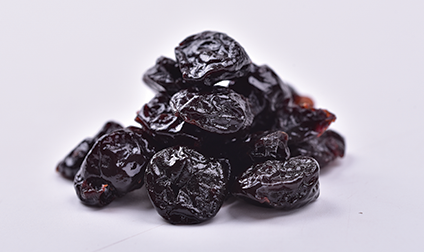 American dried cherry